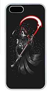 For SamSung Galaxy S4 Phone Case Cover Grim Rider 2 PC Hard Plastic For SamSung Galaxy S4 Phone Case Cover Whtie