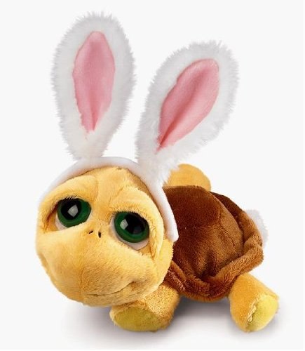 (Lil Peepers Shelly Turtle Bunny Ears by Russ)