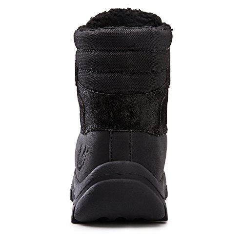 KINGSHOW-Mens-1705-Work-Snow-Boots
