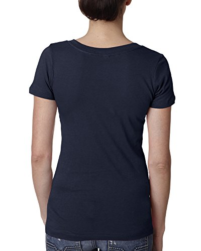 Next Level The Deep V - Midnight Navy - XL