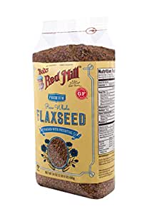 Bob's Red Mill Whole Flaxseed, 24 Ounce