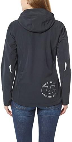 Ultrasport Miro Chaqueta deportiva con capucha extra/íble Hombre