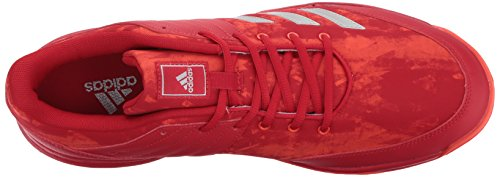 Men's Performance Scarlet Adidas 5 Silver metallic energy Ligra Fq8Anp