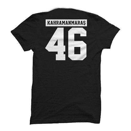 Kahramanmaras Ilçe Türkiye T-Shirt