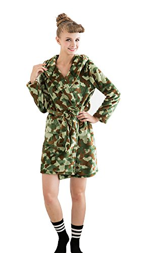 Camouflage Robe - 9