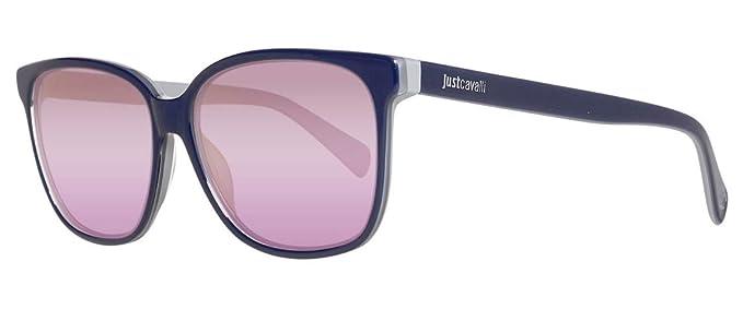 Just Cavalli Sonnenbrille JC645S 5890L Gafas de sol, Azul ...