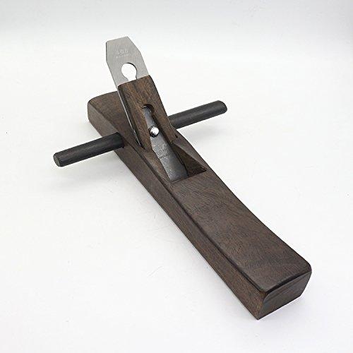 3PCS/set ebony polishing Planes Woodwork plane Hand plane Carpenter tool W188 by YONHWACHO (Image #8)