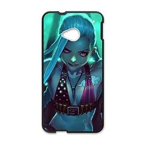 HTC One M7 Cell Phone Case Black League Of Legends J3421538