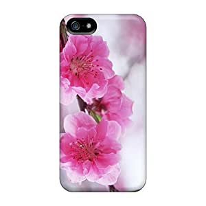 Flowers Blossoming Plum High Quality Free Jpg CaseCase For Sam Sung Galaxy S5 Cover / Hot Protection Case