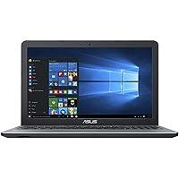 2016 Asus ViviBook 15.6 High Performance Laptop PC, Intel Pentium N3700, 4GB RAM, 500GB HDD, DVD+/-RW, HDMI, VGA, WIFI, Webcam, Windows 10