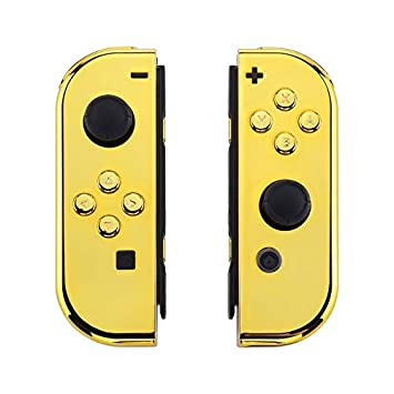 eXtremeRate Carcasa para Nitendo Switch Joy-con, Funda de ...