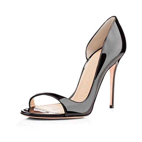 EDEFS - Zapatos con tacón Mujer negro