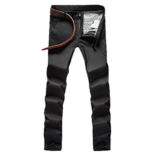 QualityUC Mens Stylish Designer Fashion Colored Trousers