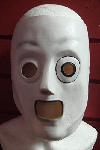 WRESTLING MASKS UK Corey Taylor Ahig - Latex Mask]()