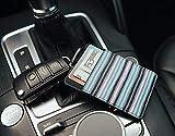 Slim Zario Keychain Wallet Lanyard - Minimalist