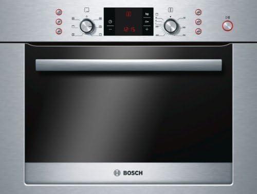 Bosch HBC84K553 - Horno Hbc84K553 Multifunción Con Microondas ...