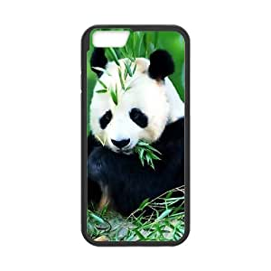 "DDOUGS Cute Panda Personalised Cell Phone Case for Iphone6 Plus 5.5"", Dropship Cute Panda Case"