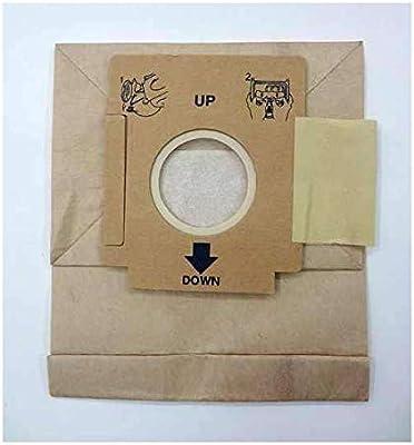 Ufesa FA0200 - Set de filtro de entrada y de salida, 5 bolsas de ...