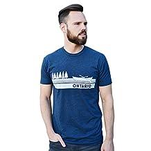 Ole Originals Retro Ontario Mens T-Shirt - Size M