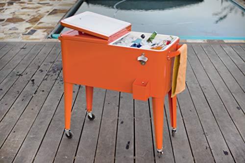 Portable patio cooler