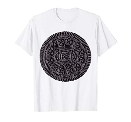 [on front & back] Oreo Costume Tshirt Idea for Kids, Parents -