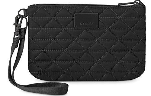 Pacsafe RFIDsafe W75 Anti-Theft RFID Blocking Pouch, Black