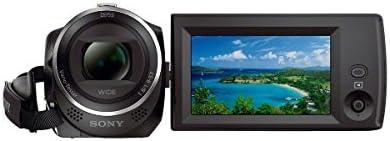 Sony HD Video Recording HDRCX405 Handycam Camcorder Bundle 41xqAmqCxML