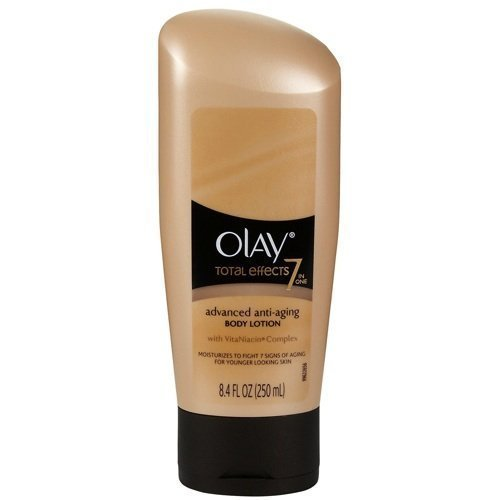 Olay Total Effects 7 in One Advanced Anti Aging Body Lotion, 8.4 Fl Oz