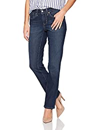 Women's Curvy Straight Jeans