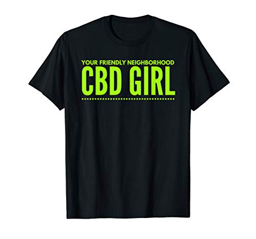 CBD girl shirt - hemp boss, cannabis,