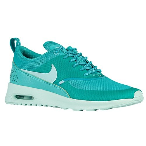 Nike 2015 Q2 Women Air Max Thea Running Sneaker Shoes Green 599409-408 (US 7.0 Euro 38.0) (Best Running Shoes For Flat Feet 2015)