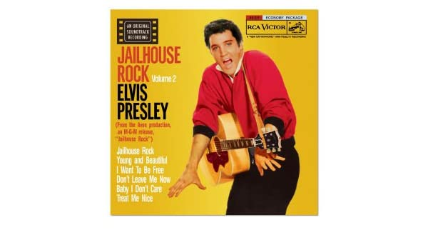 Amazon com : Elvis Presley Jailhouse Rock Vol  2 FTD CD