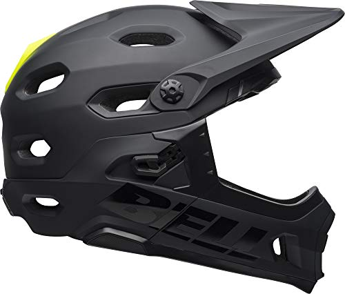 BELL Super DH MIPS Adult MTB Bike Helmet (Matte/Gloss Black (2019)