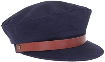 Brixton Men s Wyatt Train Conductor Style Hat 1d5ae8fa16f