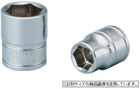 京都機械工具(KTC) ソケット 6角 B3-07-H 差込角:9.5mm