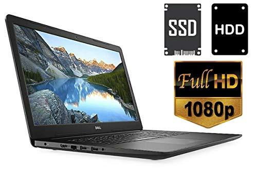 Laptop Inspiron 3782 – 16GB DDR4-RAM – 500GB SSD + 1TB HDD – CD/DVD Brenner – Windows 10 PRO – 44cm (17.3″) Full HD Display Matt