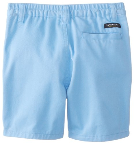 Nautica Baby Boys' Short Sleeve Woven and Short 2 Piece Set