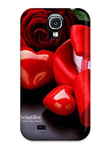 Special Design Back Loves Phone Case Cover For Galaxy S4