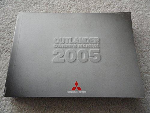 mitsubishi outlander manual - 8