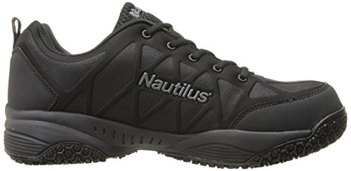 Scarpa Da Atletica Leggera Antiscivolo Nautilus 2114 Con Punta Nera