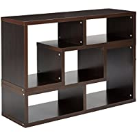 Coaster Home Furnishings 800329 Contemporary Bookcase, Cappuccino