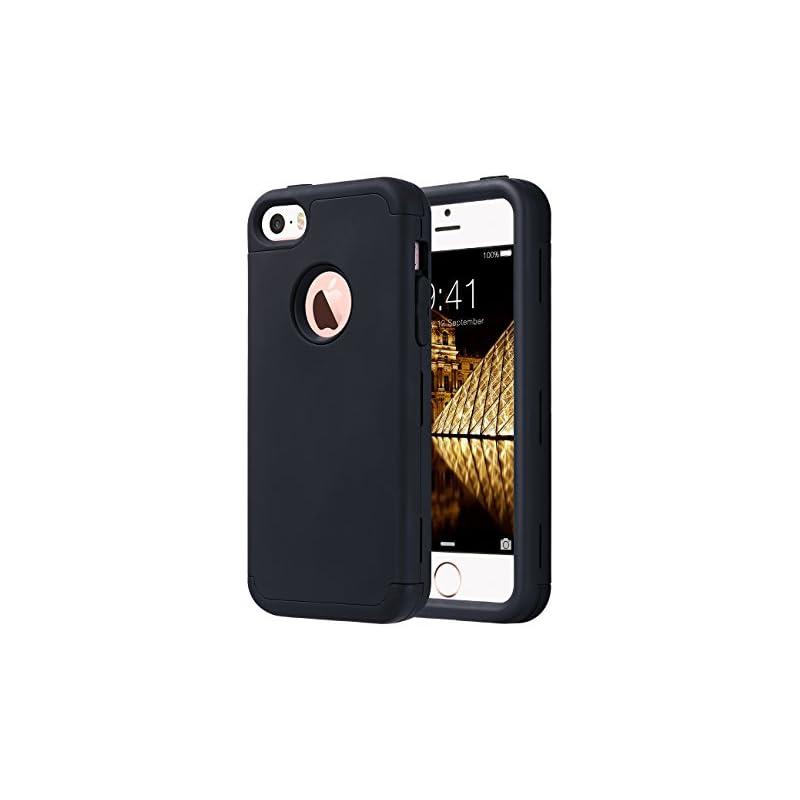ULAK iPhone SE Case,iPhone 5S Case,iPhon