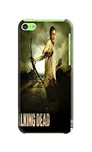 cool pictures cool The Walking Dead Daryl Dixon TPU Unique Durable Hard Protective fashionable Case for iphone 5c by supermalls