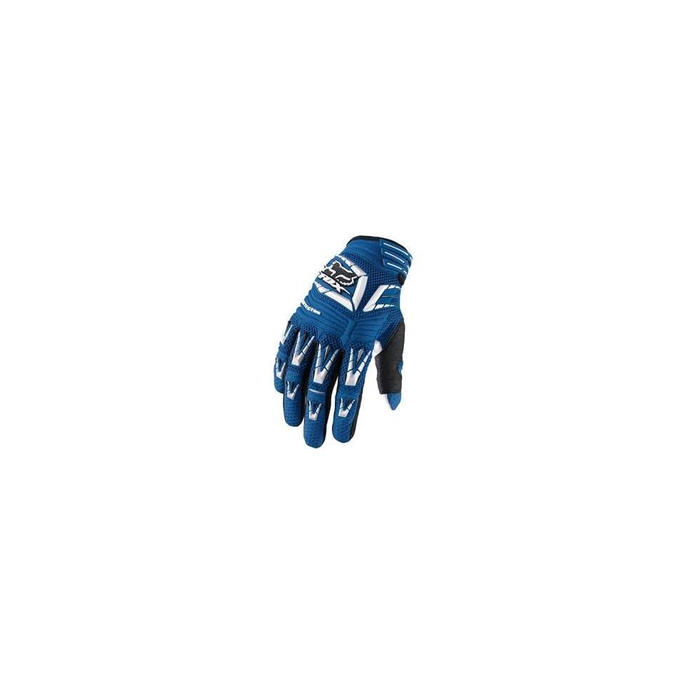 Fox Racing Pawtector Gloves   11/Blue