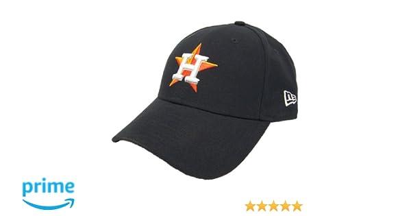 8d7f70660b22d8 Amazon.com : New Era 940 MLB Baseball Hat Cap Houston Astros Men One Size :  Sports Fan Baseball Caps : Sports & Outdoors