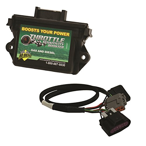 Diesel Turbocharger Bd (BD Diesel 1057737 Throttle Sensitivity Booster)