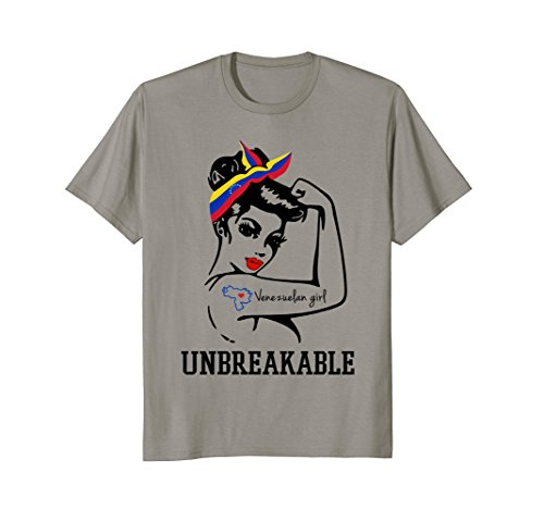 Venezuelan Girl Unbreakable - Great t-shirt