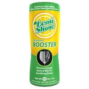 Lemi Shine, Dishwater Detergent Additive, Super Concentrated, 12 oz