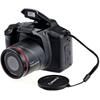 Tiangtech® Digital Video SLR Camera with 4X Digital Zoom and 2.8 Inch LCD Screen (HD 720P 12MP)