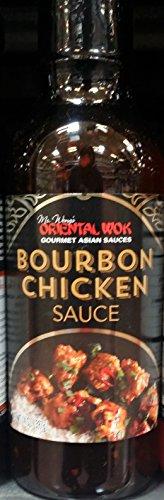 Oriental Wok Bourbon Chicken Sauce 14 oz (Pack of 2)